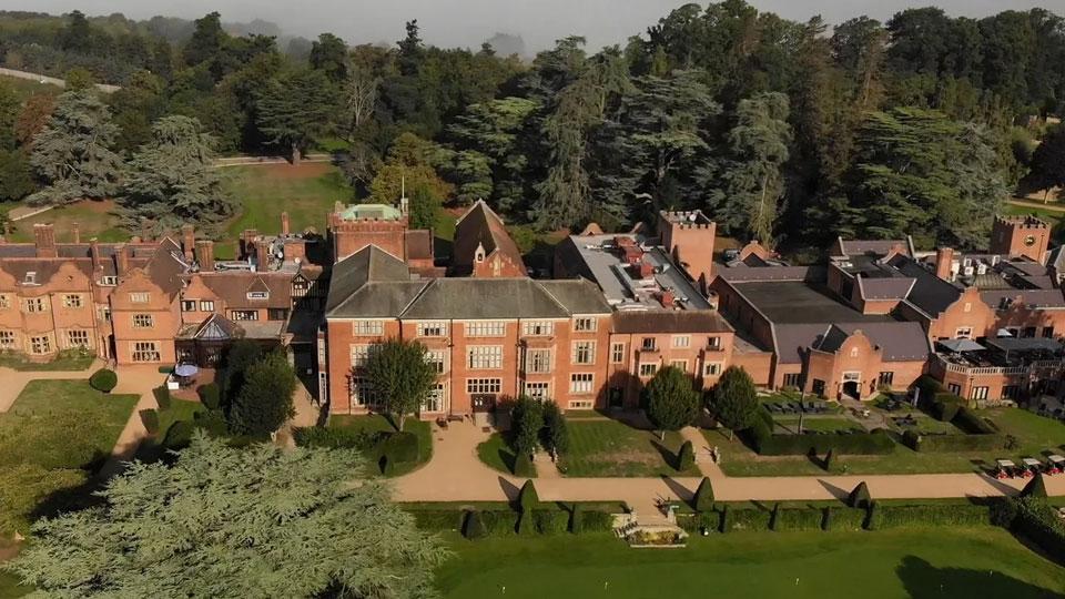Your Wedding at Hanbury Manor Marriott Hotel & Country Club