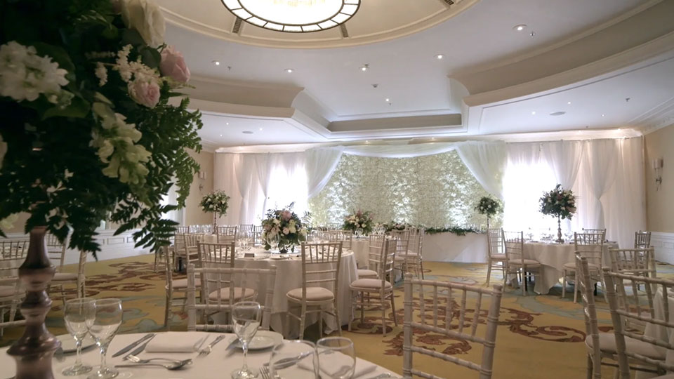 Your Wedding at Tudor Park Marriott Hotel & Country Club