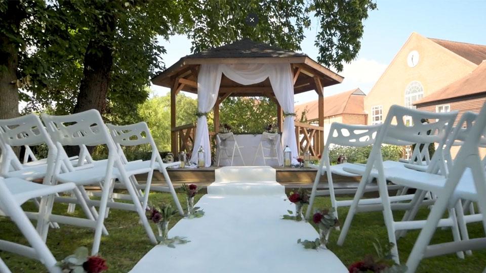 Your Wedding at Tudor Park Marriott Hotel & Country Club
