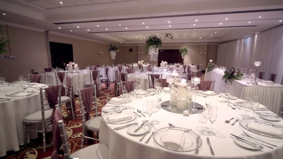 Your Wedding at Worsley Park Marriott Hotel & Country Club