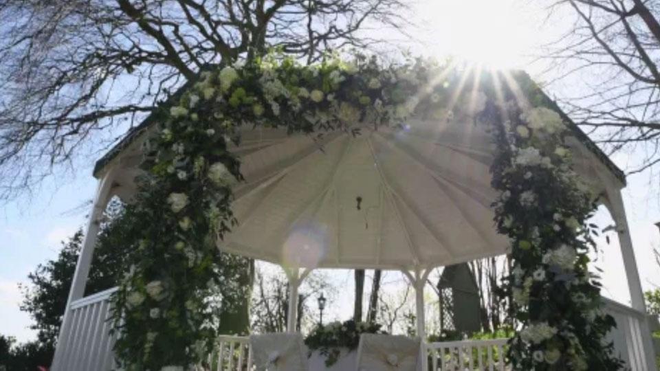 Your Wedding at York Marriott Hotel