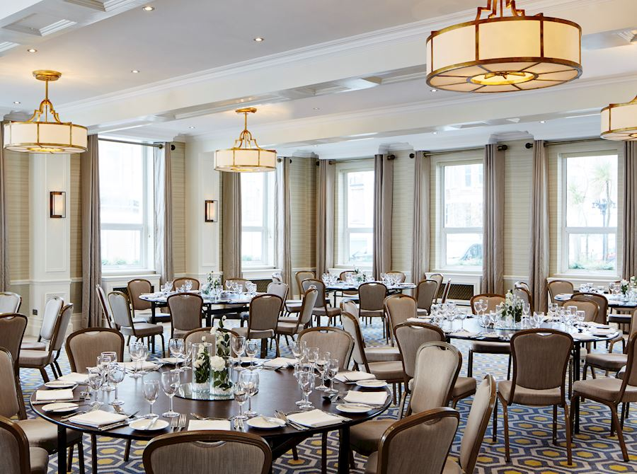 Bournemouth Highcliff Marriott Hotel Christmas