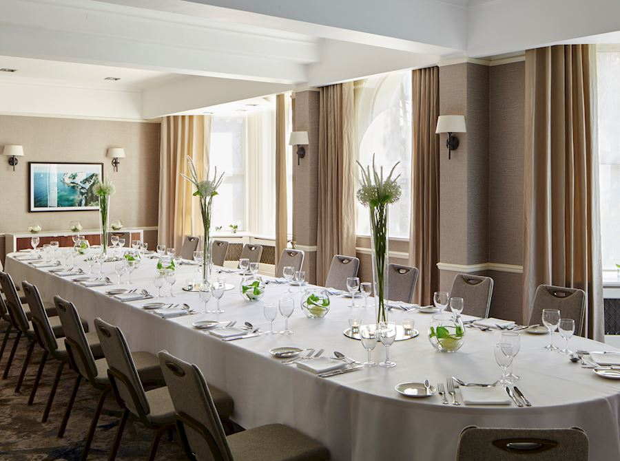 Bournemouth Highcliff Marriott Hotel Special Occasions