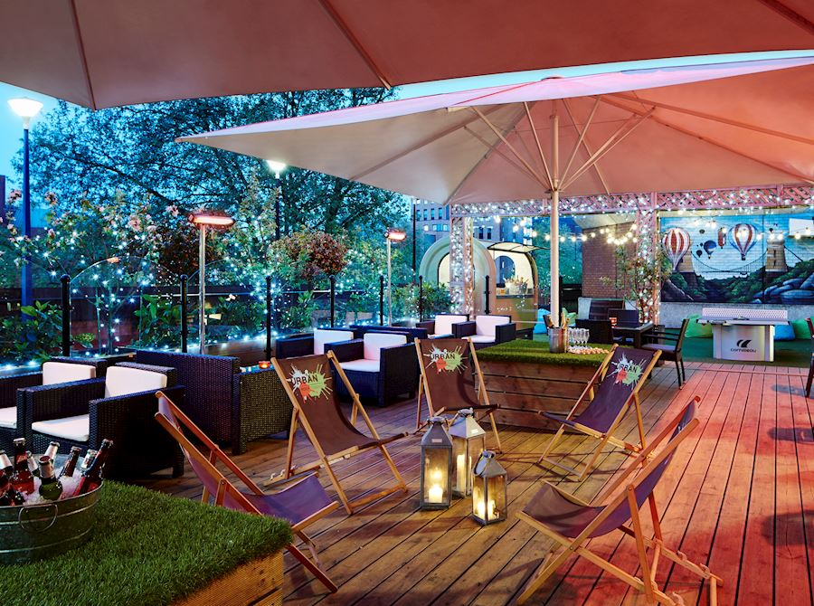 Bristol City Marriott Hotel Special Occasions