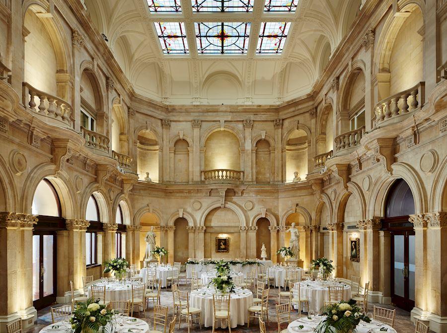 Bristol Marriott Royal Hotel Weddings