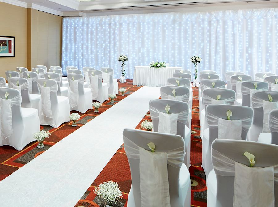 Cardiff Marriott Hotel Weddings
