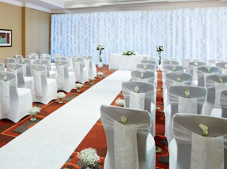 Cardiff Marriott Hotel Weddings