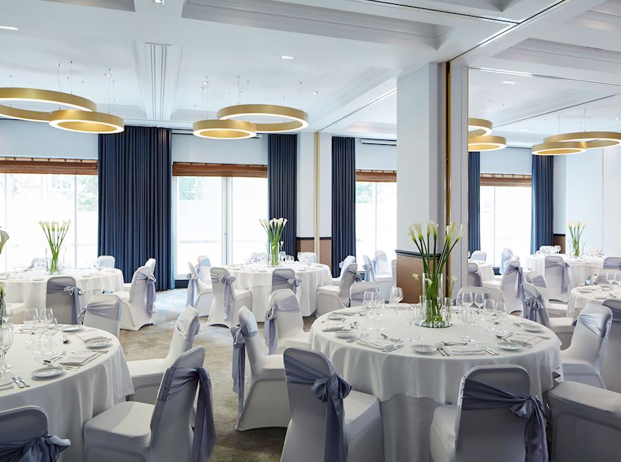 London Marriott Hotel Maida Vale Weddings