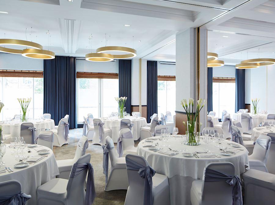 London Marriott Hotel Maida Vale Weddings