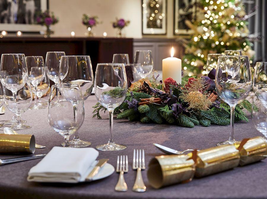 The London EDITION Christmas