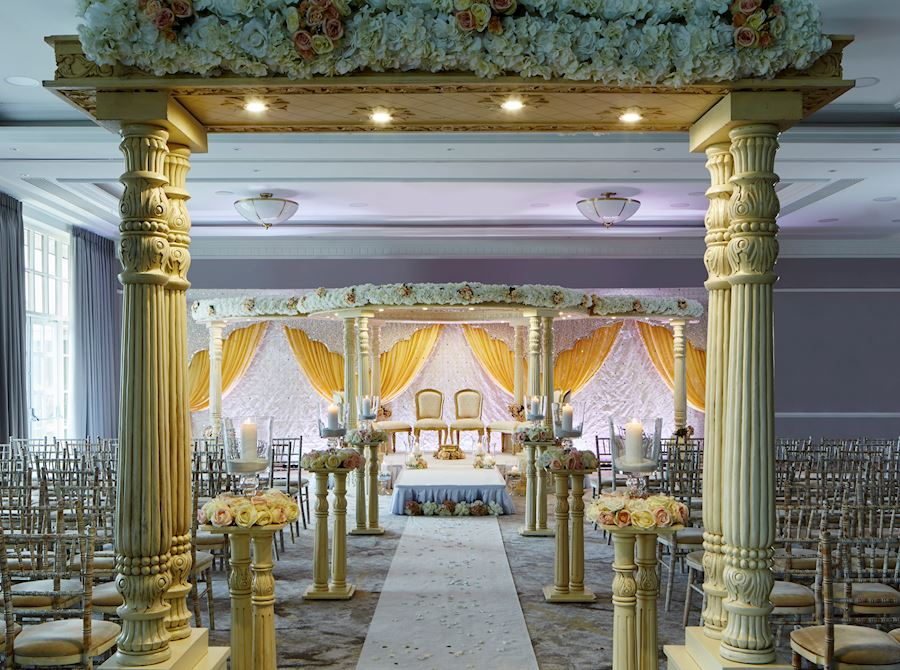 Forest of Arden Marriott Hotel & Country Club Weddings