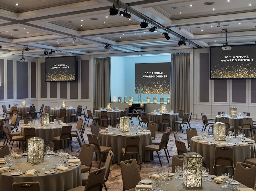 Glasgow Marriott Hotel Special Occasions