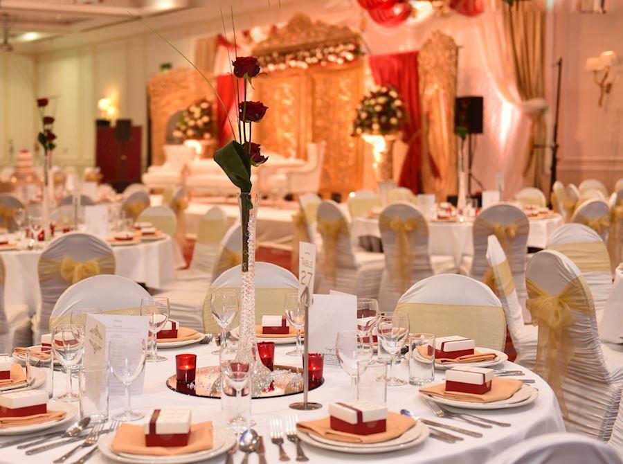 Glasgow Marriott Hotel Weddings