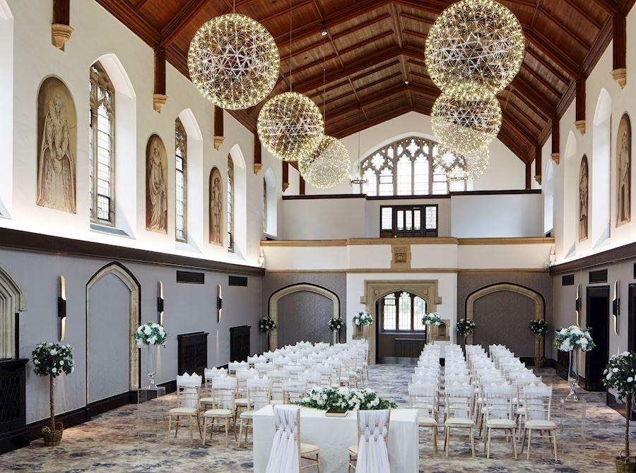 Hanbury Manor Marriott Hotel & Country Club Weddings