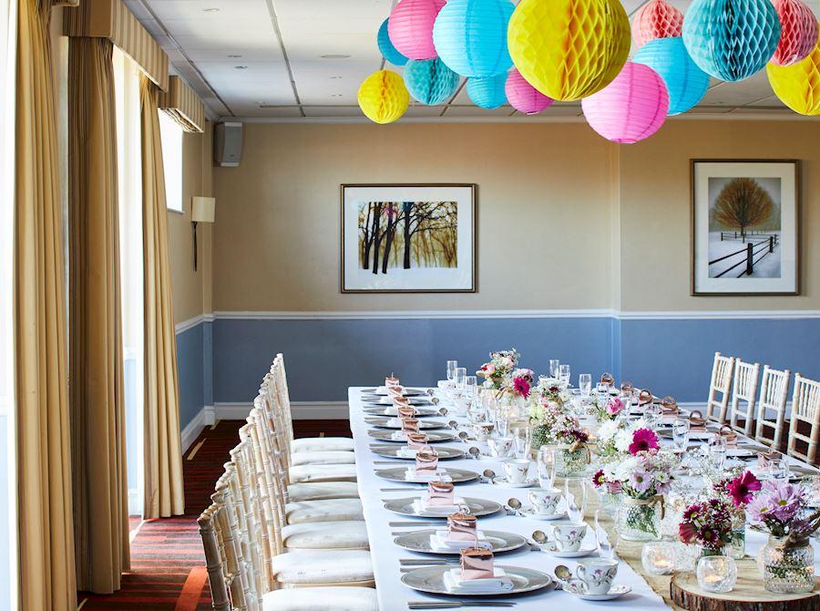 Huntingdon Marriott Hotel Special Occasions