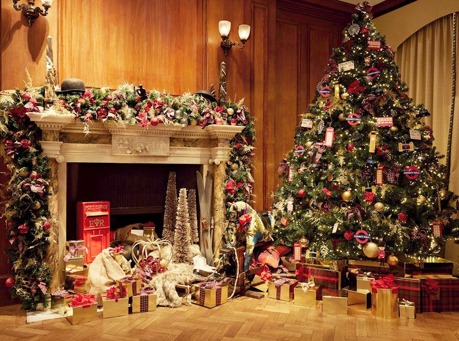 London Marriott Hotel County Hall Christmas