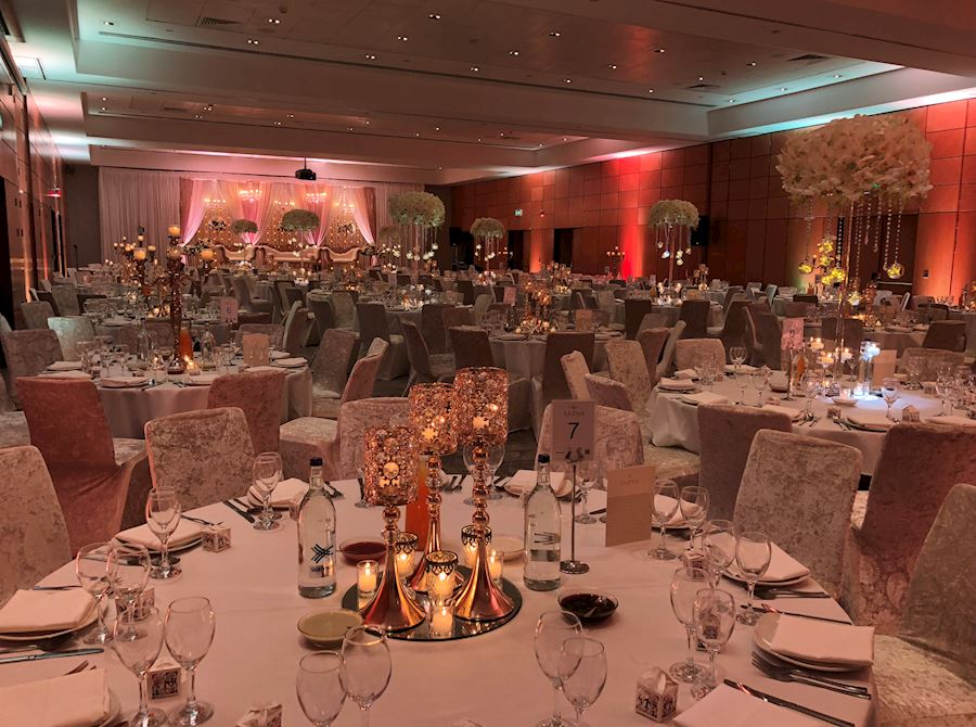 London Heathrow Marriott Weddings