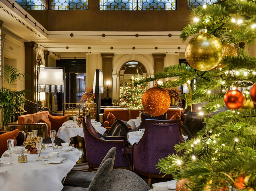 Sheraton Grand London Park Lane Christmas