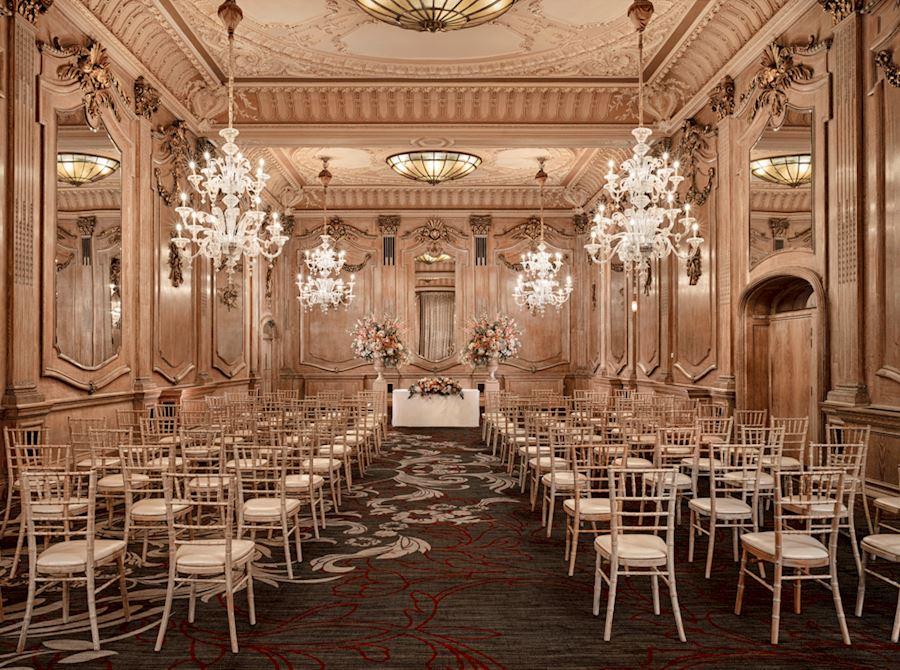 Le Meridien Piccadilly weddings