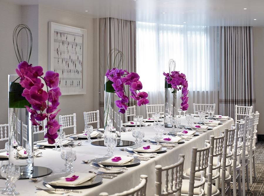 London Marriott Hotel Park Lane Weddings