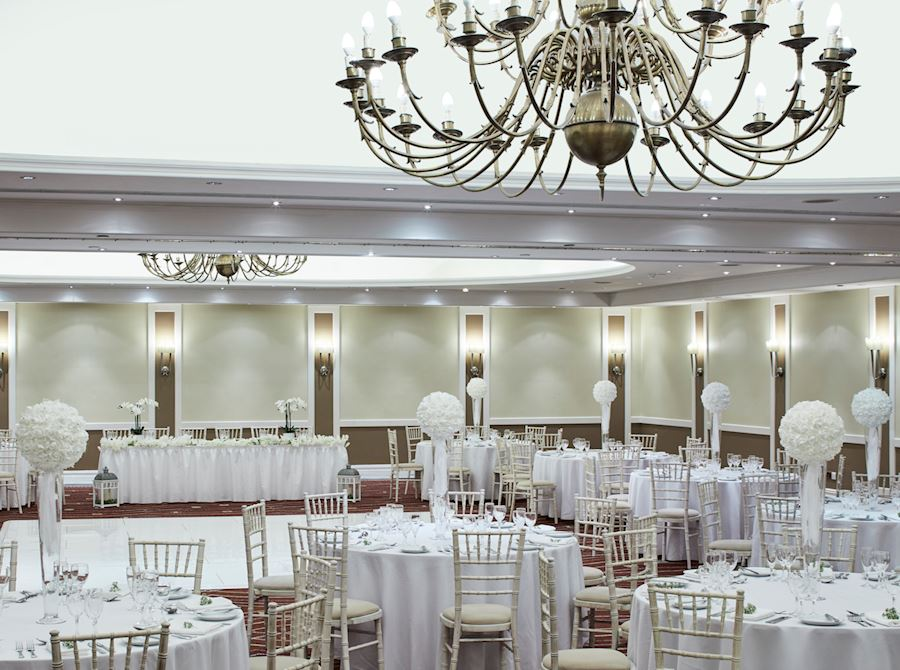 Portsmouth Marriott Hotel Special Occasions