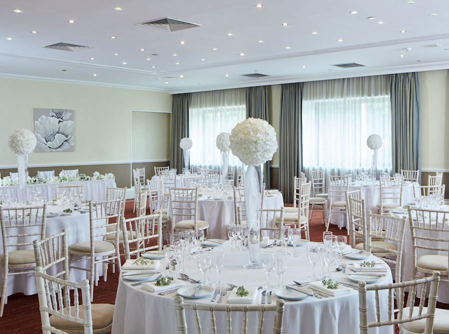 Portsmouth Marriott Hotel Weddings