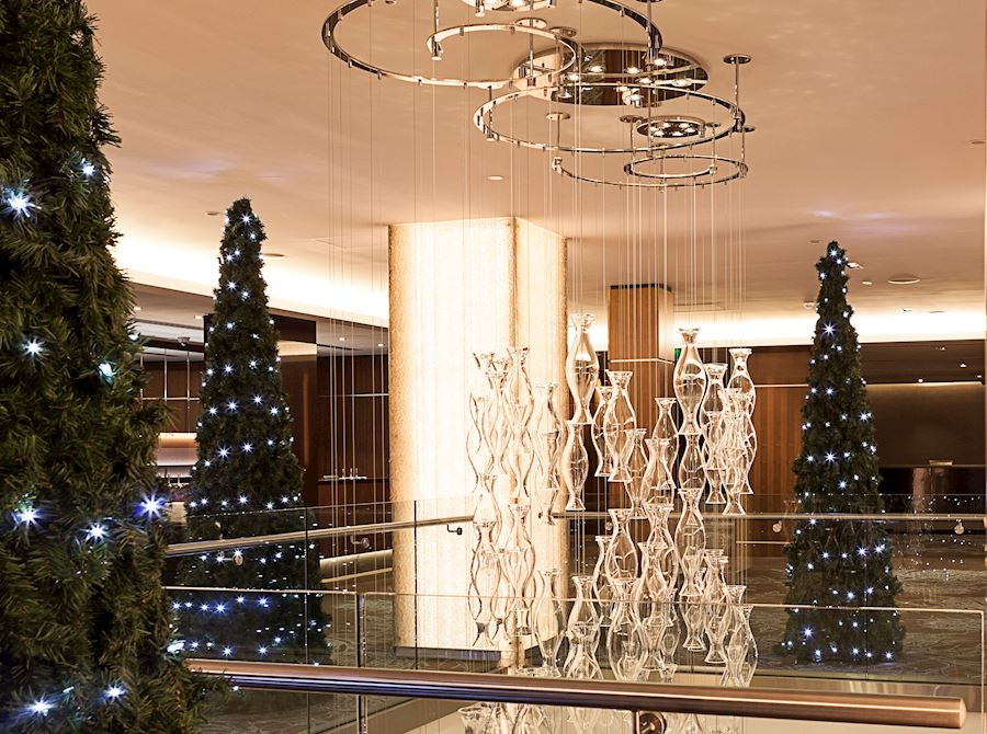 Sheraton Grand Hotel & Spa, Edinburgh Hotel Christmas