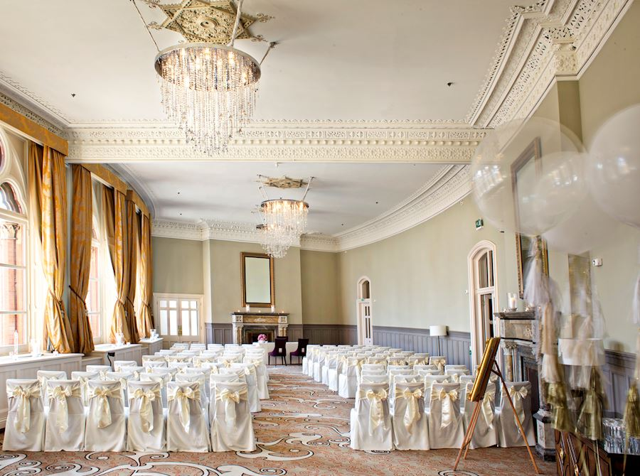 St. Pancras Renaissance Hotel London Weddings