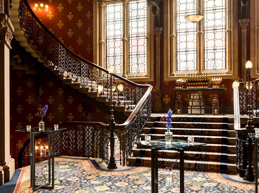 St. Pancras Renaissance Hotel London Special Occasions