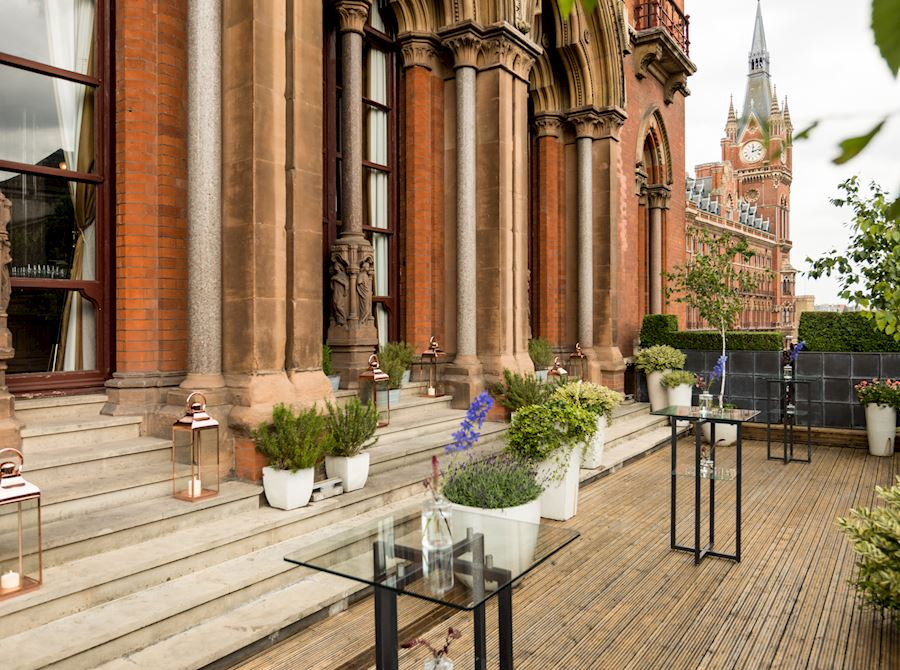 St. Pancras Renaissance Hotel London Weddings