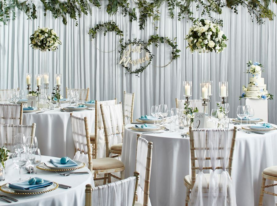 W London - Leicester Square Weddings