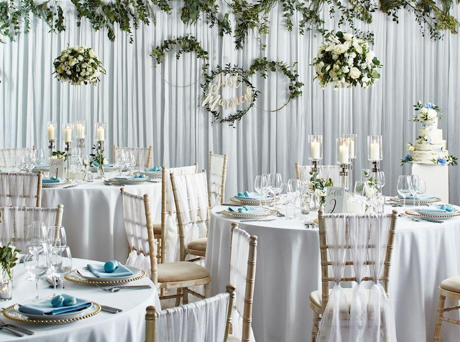 Huntingdon Marriott Hotel Weddings