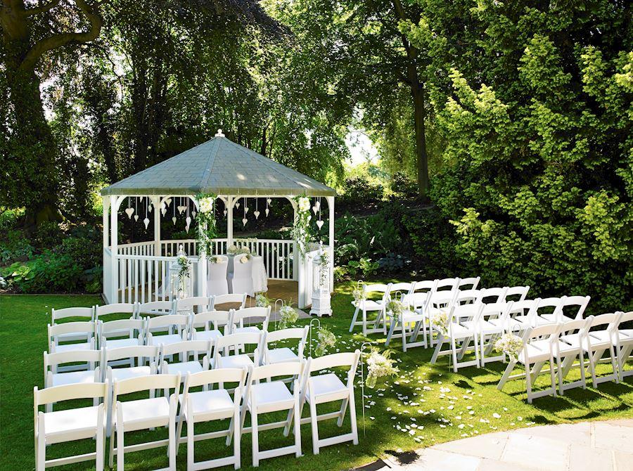 York Marriott Hotel Weddings