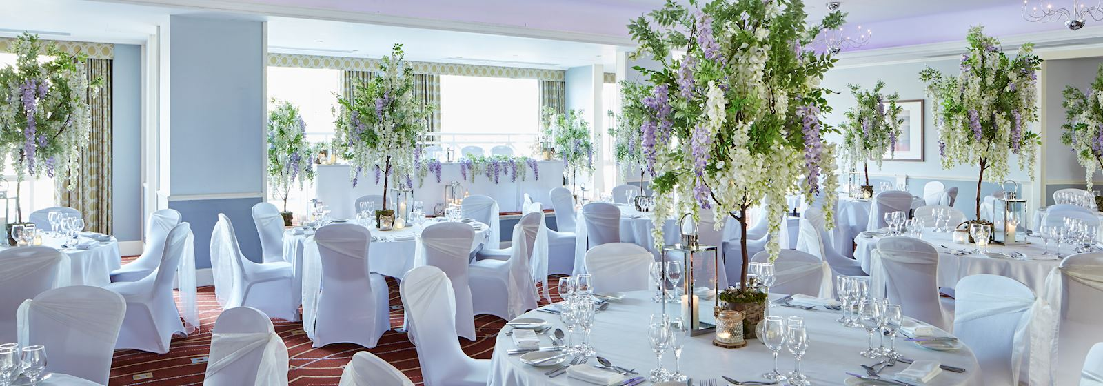 Bexleyheath Marriott Hotel Weddings