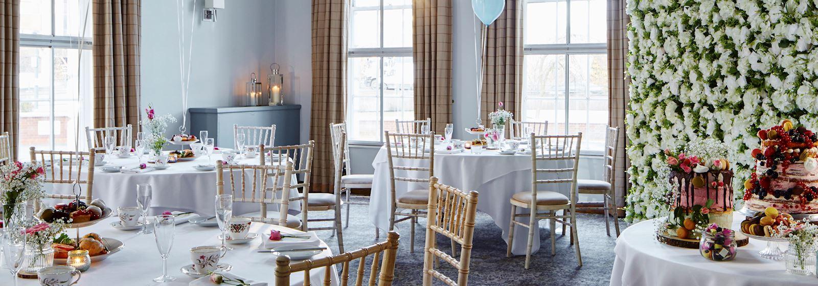 Birmingham Marriott Hotel Special Occasions