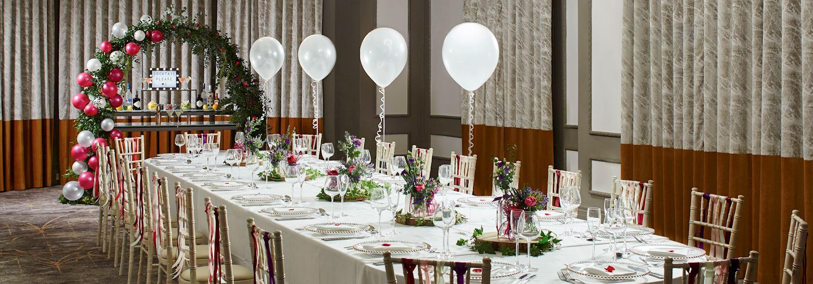 Bristol Marriott Royal Hotel Special Occasions