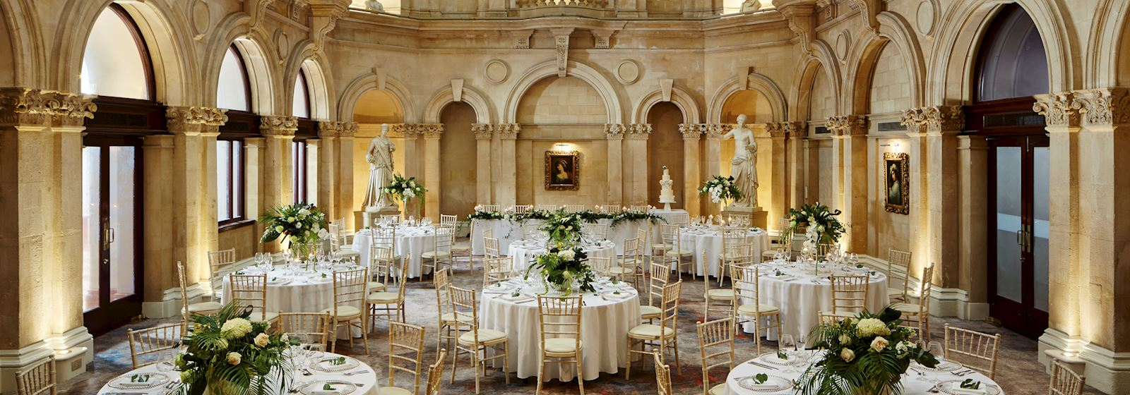 Bristol Marriott Royal Hotel Weddings