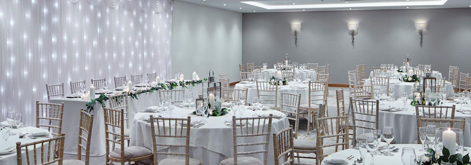 Cheshunt Marriott Hotel Weddings