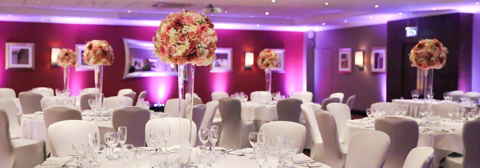 Edinburgh Marriott Hotel Weddings