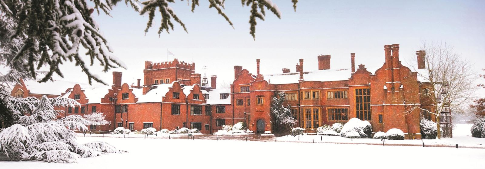 Hanbury Manor Marriott Hotel & Country Club Christmas