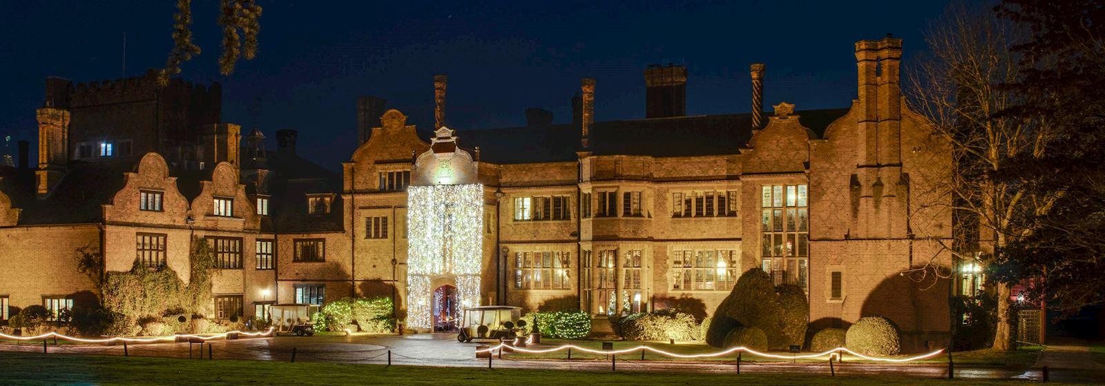 Hanbury Manor Marriott Hotel & Country Club Christmas