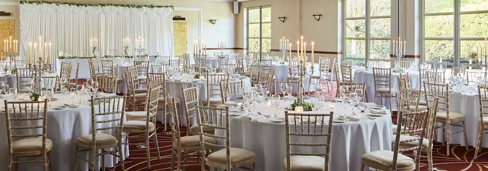Huntingdon Marriott Hotel Weddings