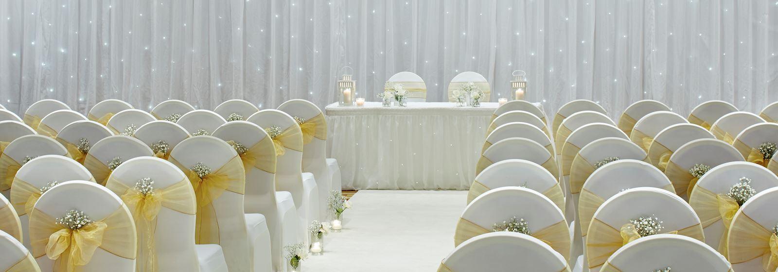 Leeds Marriott Hotel Weddings