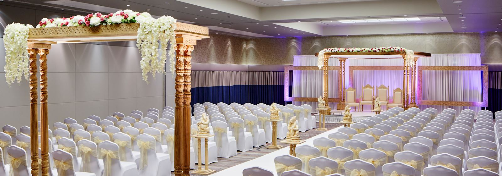 wedding party spaces leicester