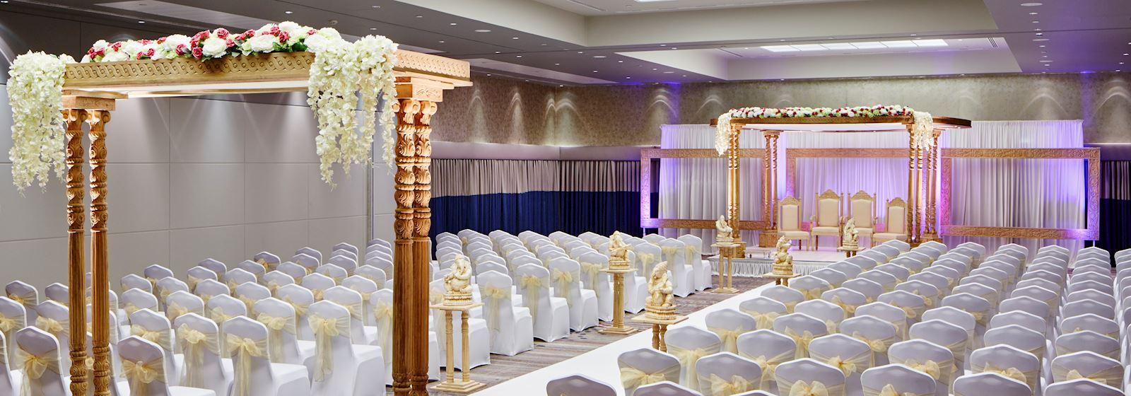 Leicester Marriott Hotel Weddings