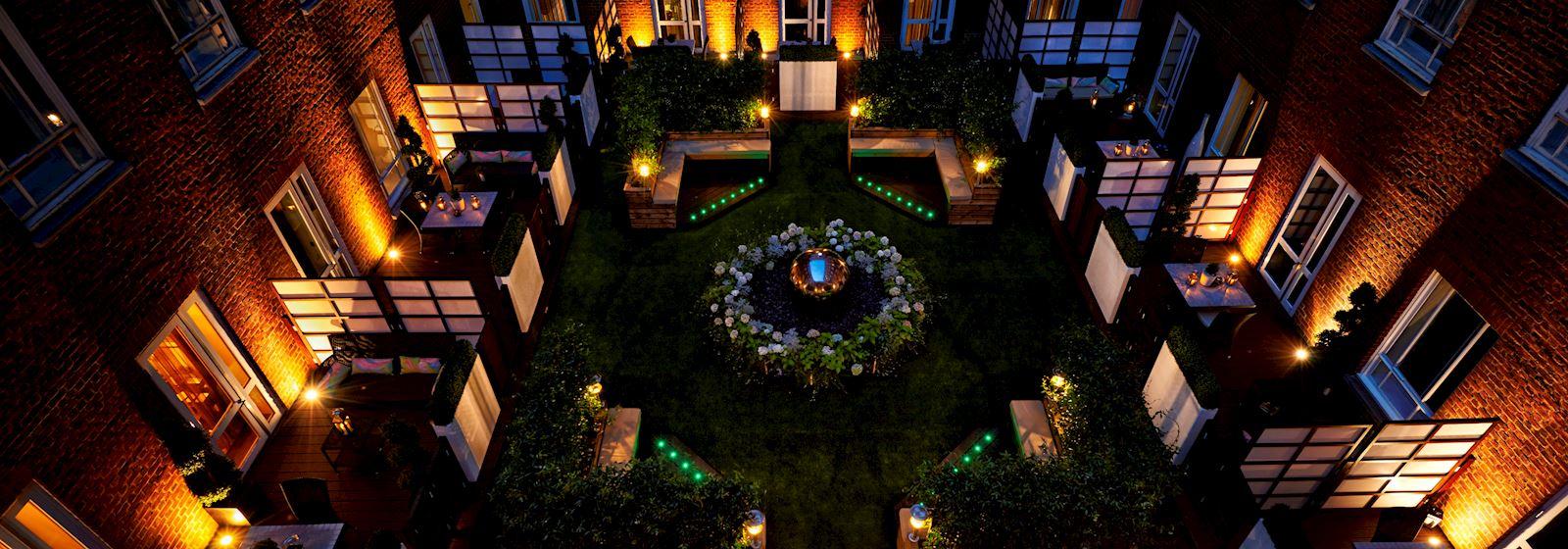 London Marriott Hotel Grosvenor Square Special Occasions