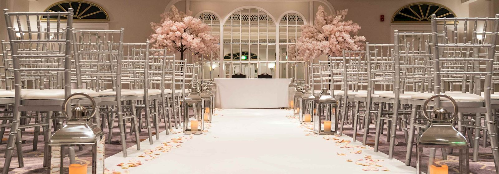 hotel wedding venue in london
