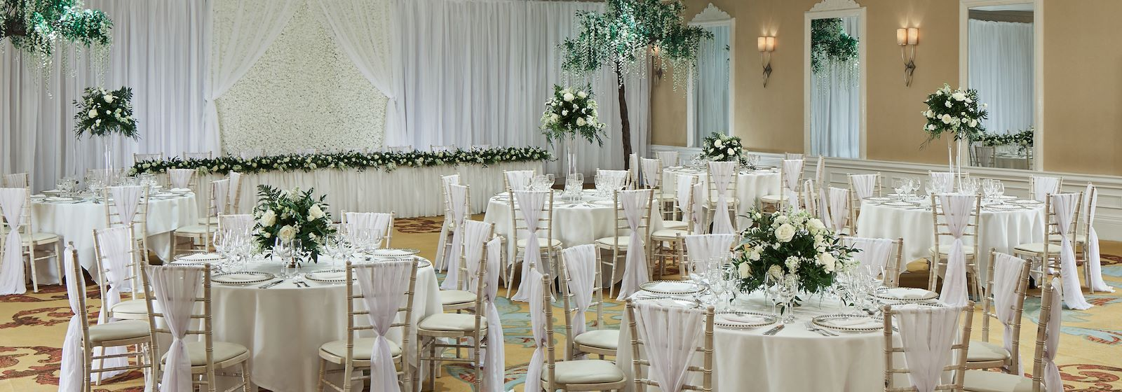 st. pierre marriott hotel and country club wedding venue