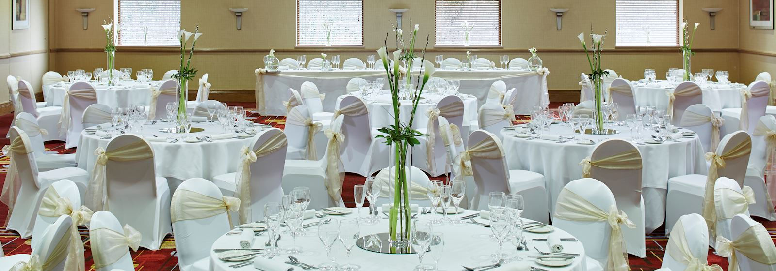 wedding party function rooms swindon