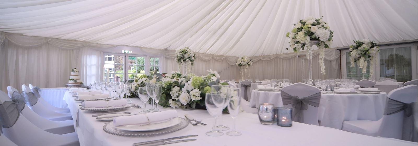 Tudor Park Marriott Hotel & Country Club Weddings
